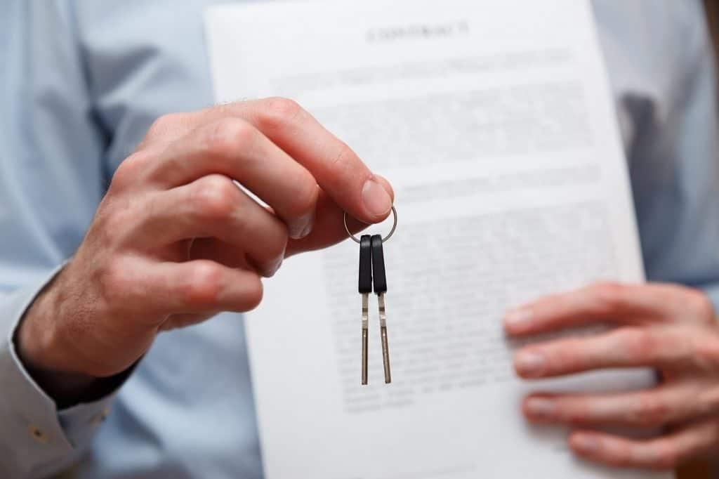 perjanjian pajakan / leasing agreement