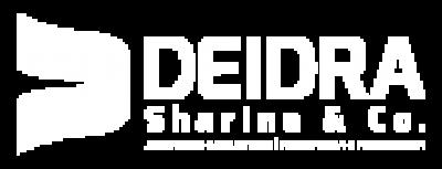 Deidra Sharina & Co Logo with Tagline-02